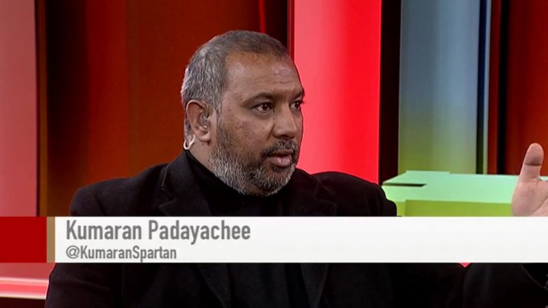 Kumaran Padayachee of the Big Small Business Show